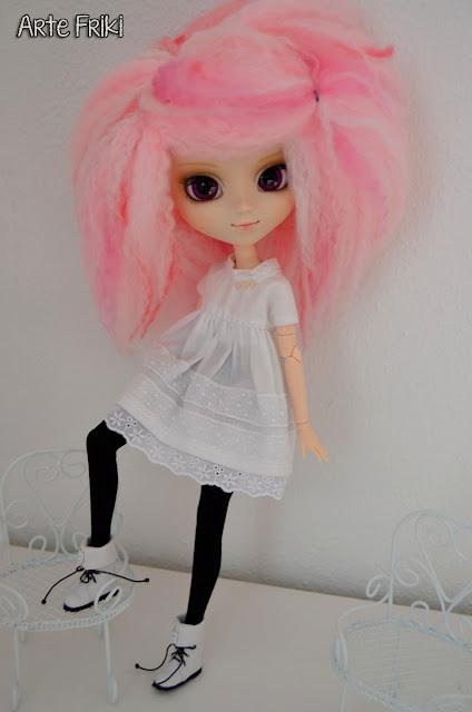 pullip doll merl prupate groove obitsu kawaii
