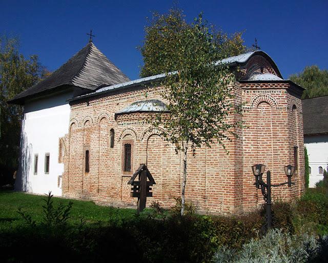 Cotmeana Church - Romani