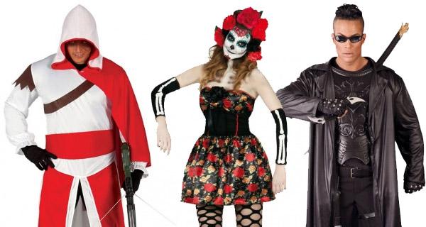 10 friki-disfraces de Halloween a precios de miedo