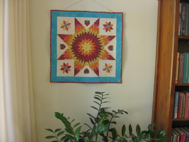 Lonestar quilt