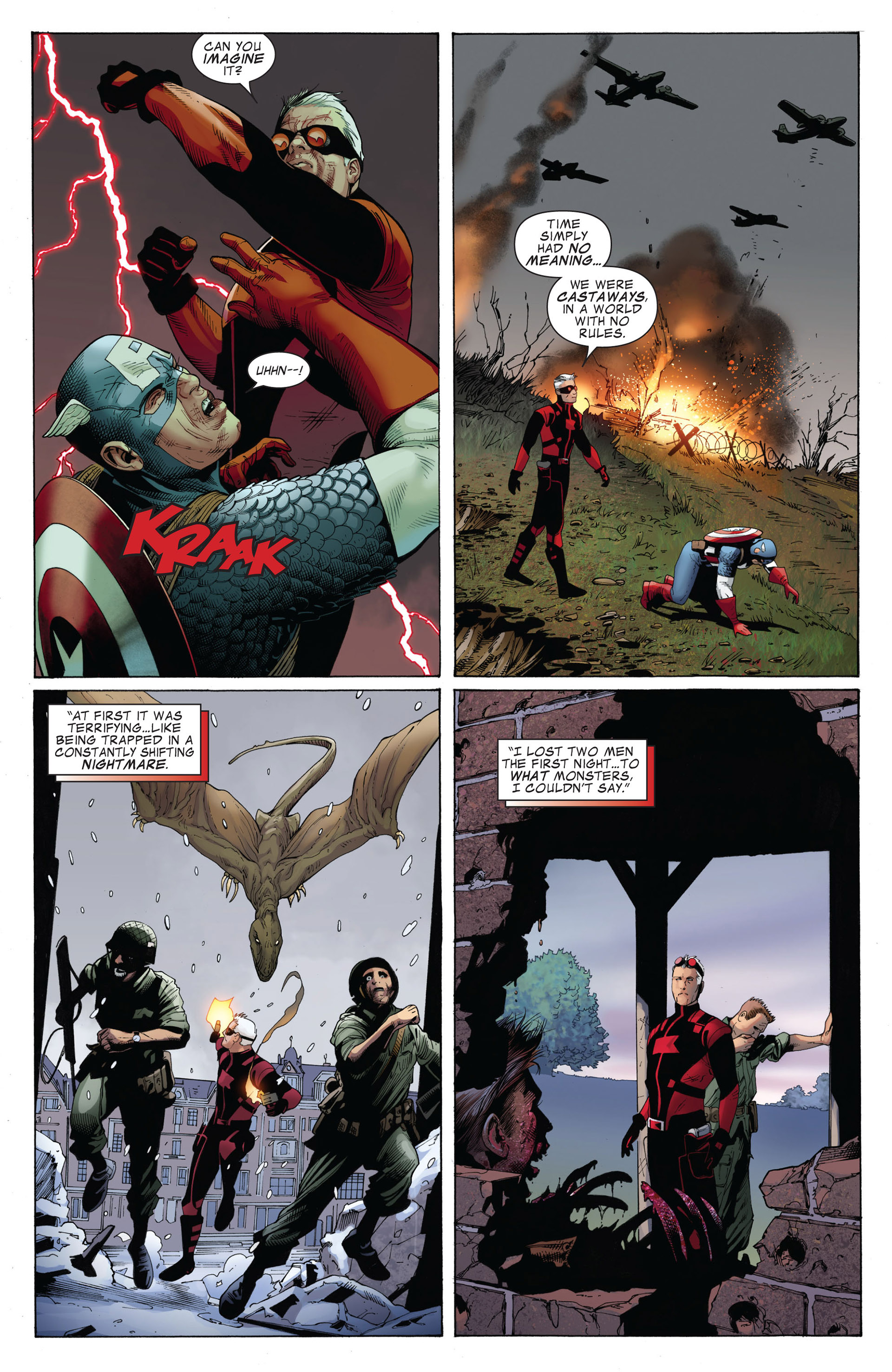 Captain America (2011) Issue #4 #4 - English 16