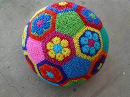 crochet ball!!!