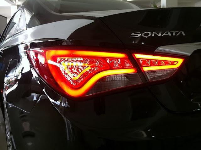 Đuôi Xe Hyundai Sonata 2014,Xe Sonata 2014,Hyundai Sonata 2014