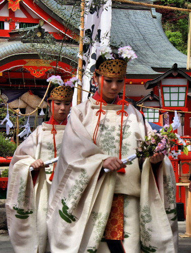 Miko Shrine Maidens