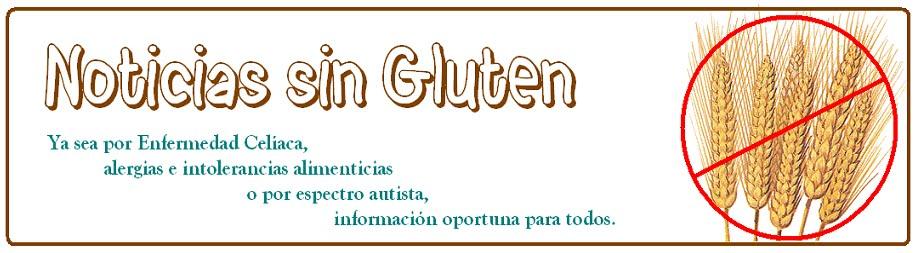 Noticias sin gluten