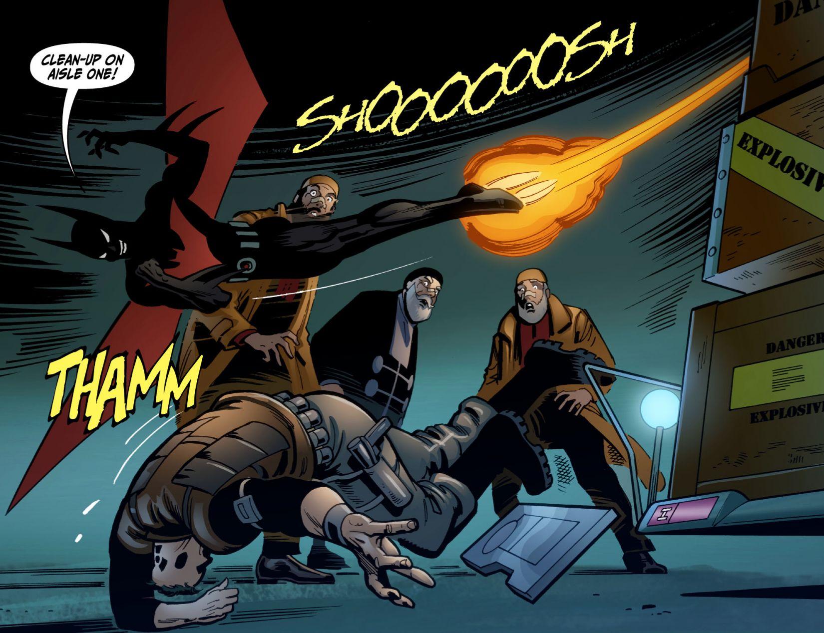 Batman Beyond (2012) Issue #6 #6 - English 9