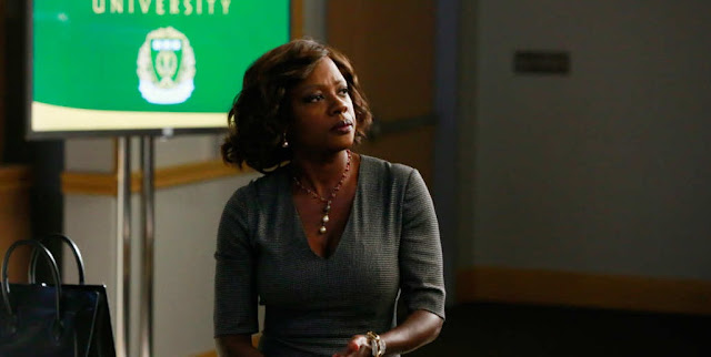 Annalise de 'How to get away with murder'