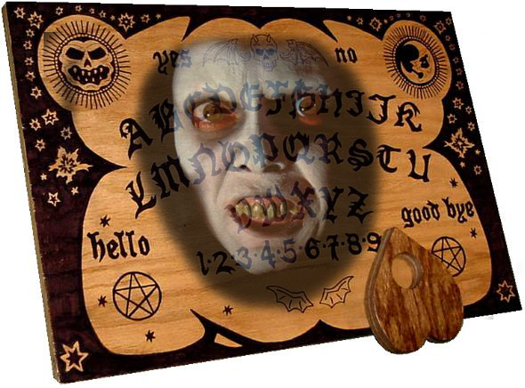 Ouija Boards, Zozo, and an Interview With a Demon -Sitting ... Zozo Ouija Demon