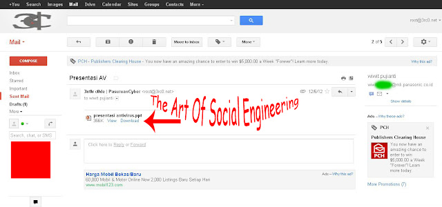 The Art Of Social Engineering