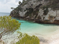 Macarella, Menorca