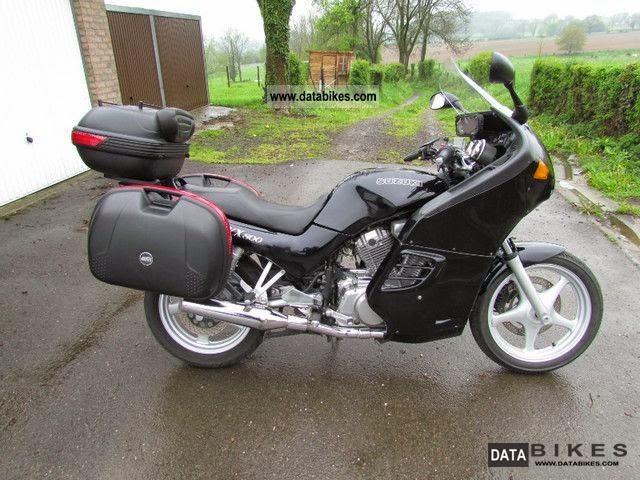 Suzuki VX800 Modif Fairing