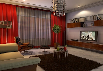 sala moderna elegante