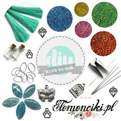 Poszukujesz elementów do tworzenia biżuterii? Zapraszamy na zakupy!