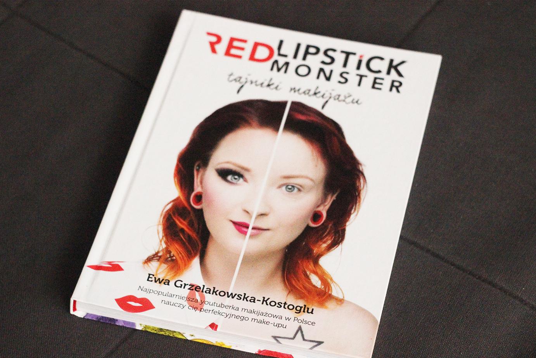 tajniki makijażu, książka, recenzja, blog, redlipsticmonster, ewa grzelakowska-kostoglu
