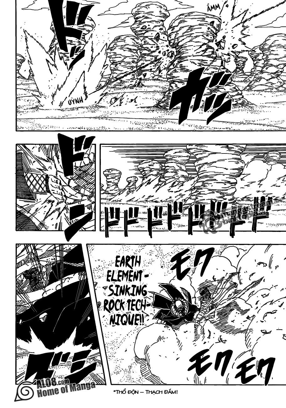 Naruto chap 553 Trang 5 - Mangak.info