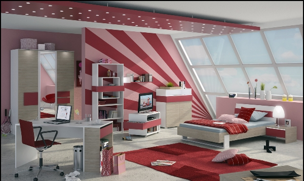 Design A Late Teen's Bedrooms