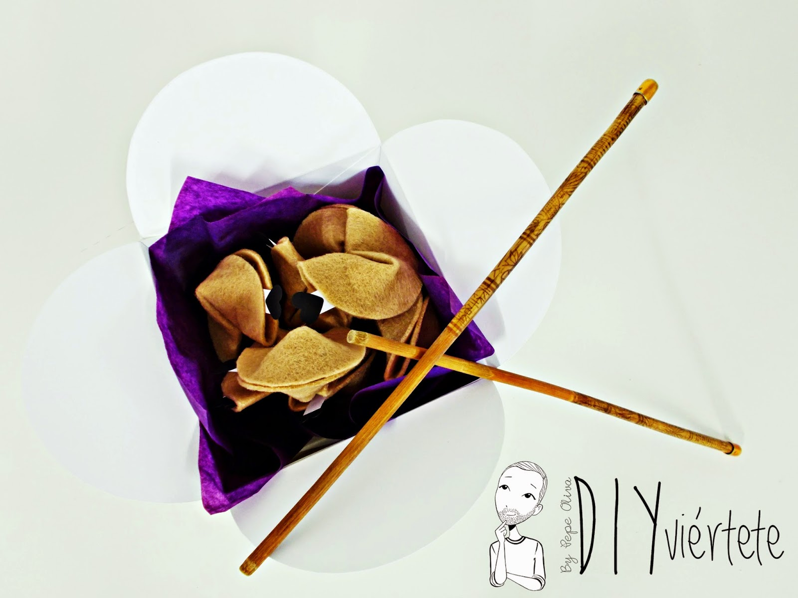 #BLOGERSANDO-diy-propósitos 2015-propósitos año nuevo-galletas de la fortuna-fieltro-papiroflexia-japonés-galletas de la suerte-deseos-11