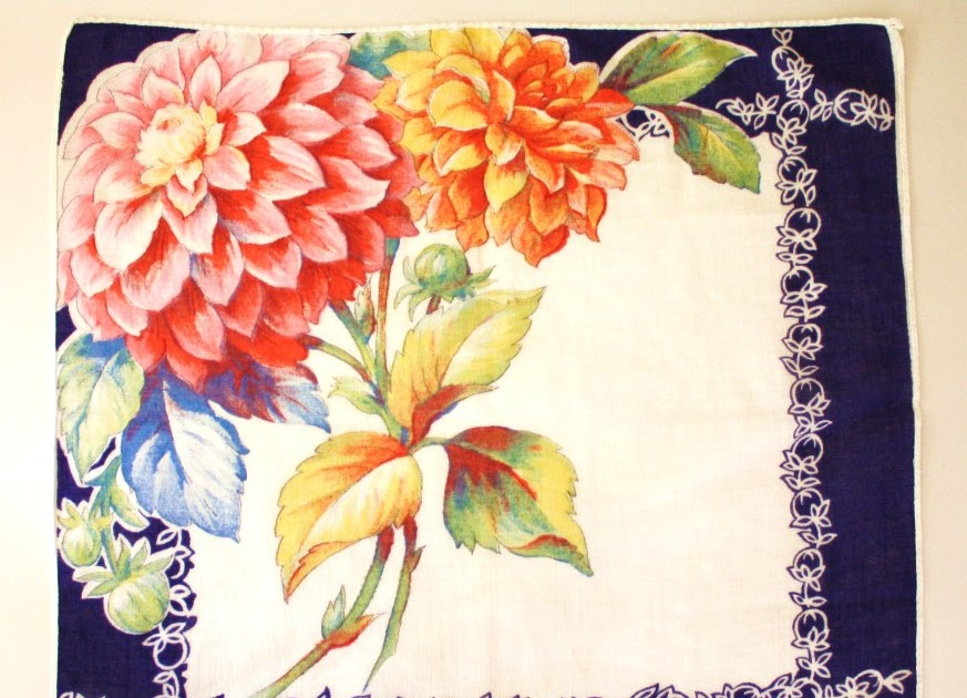 High Street Market Vintage Color Scheme Navy Magenta