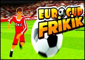 Eurocup Frikik Oyunu