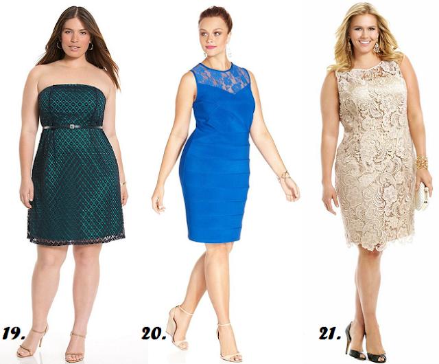 Sukienki plus size na wesele 2015 czerwona sukienka for Semi formal wedding dresses plus size