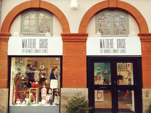 Matière Grise - concept store Toulouse - ©lovmint
