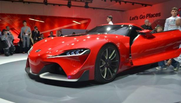 2015 Toyota Supra Release date
