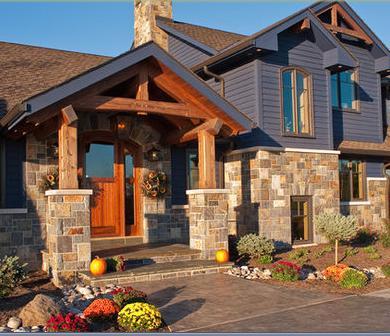 Fachadas de casas colores fachadas de casas modernas for Fachadas modernas para casas de campo