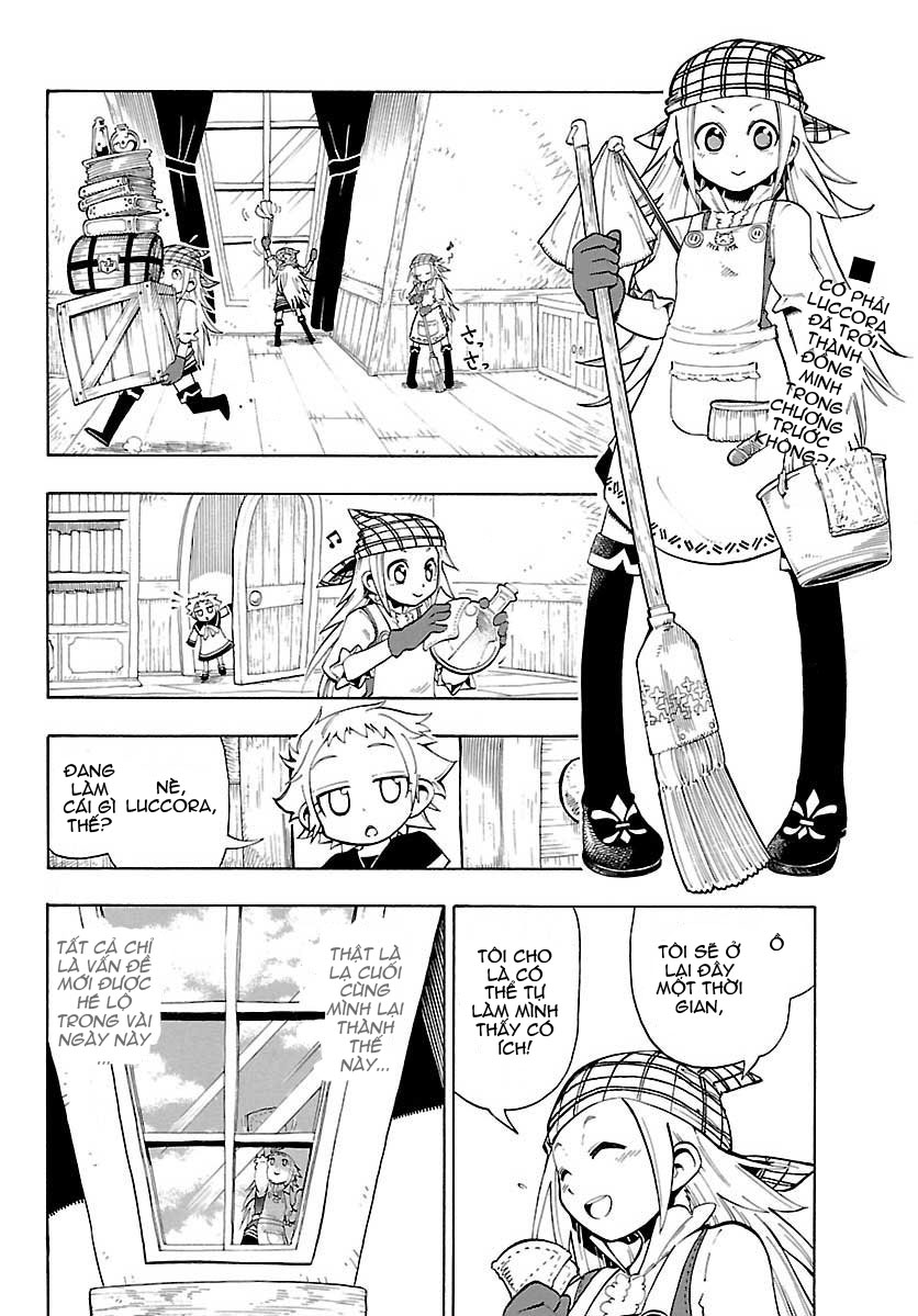 Appearance of the Yellow Dragon chap 7 - Trang 2