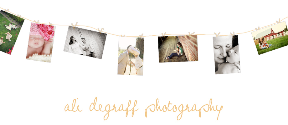 ali degraff photography