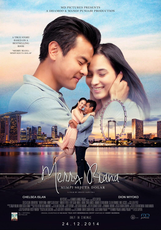 Merry Riana: Mimpi Sejuta Dolar (2014) DVDRip 450MB