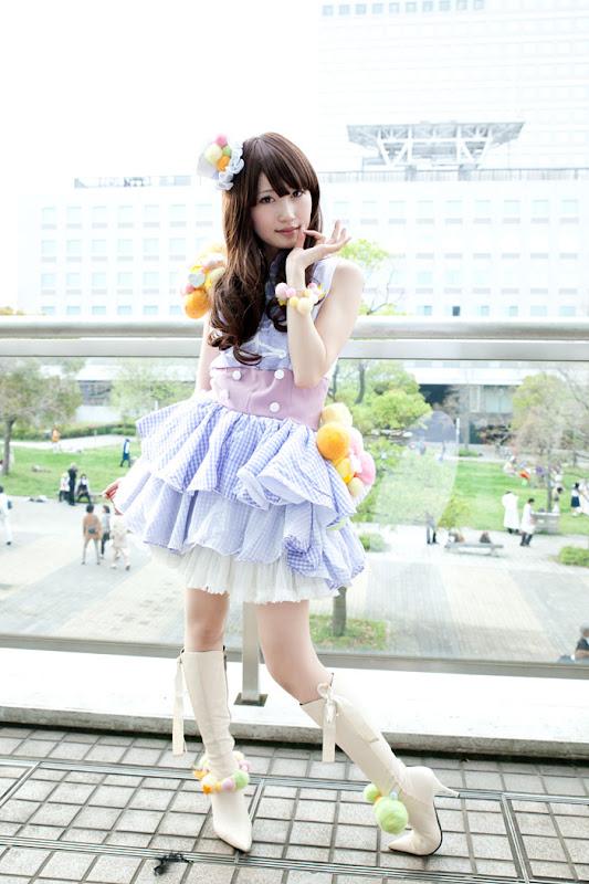 CosRain.Com Hiokichi's COSPLAY - AKB48