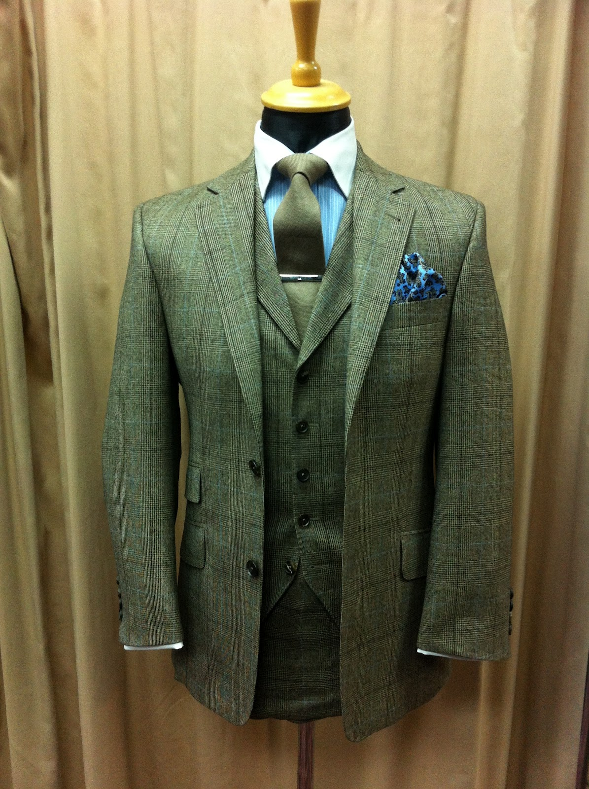 Beautiful Tweed Suits For Weddings Contemporary - Styles & Ideas ...