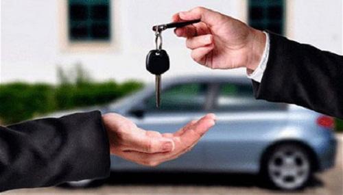 Vay vốn ngân hàng - Vay tiêu dùng trả góp để mua ô tô