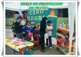 FERIA DE PRODUCCION DE TEXTOS