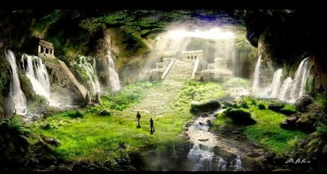 hình nền thiên nhiên kỳ bí