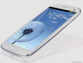 Samsung Galaxy S3 user manual PDF