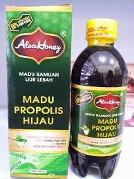Madu Propolis Hijau Alsa Honey An-Nuur