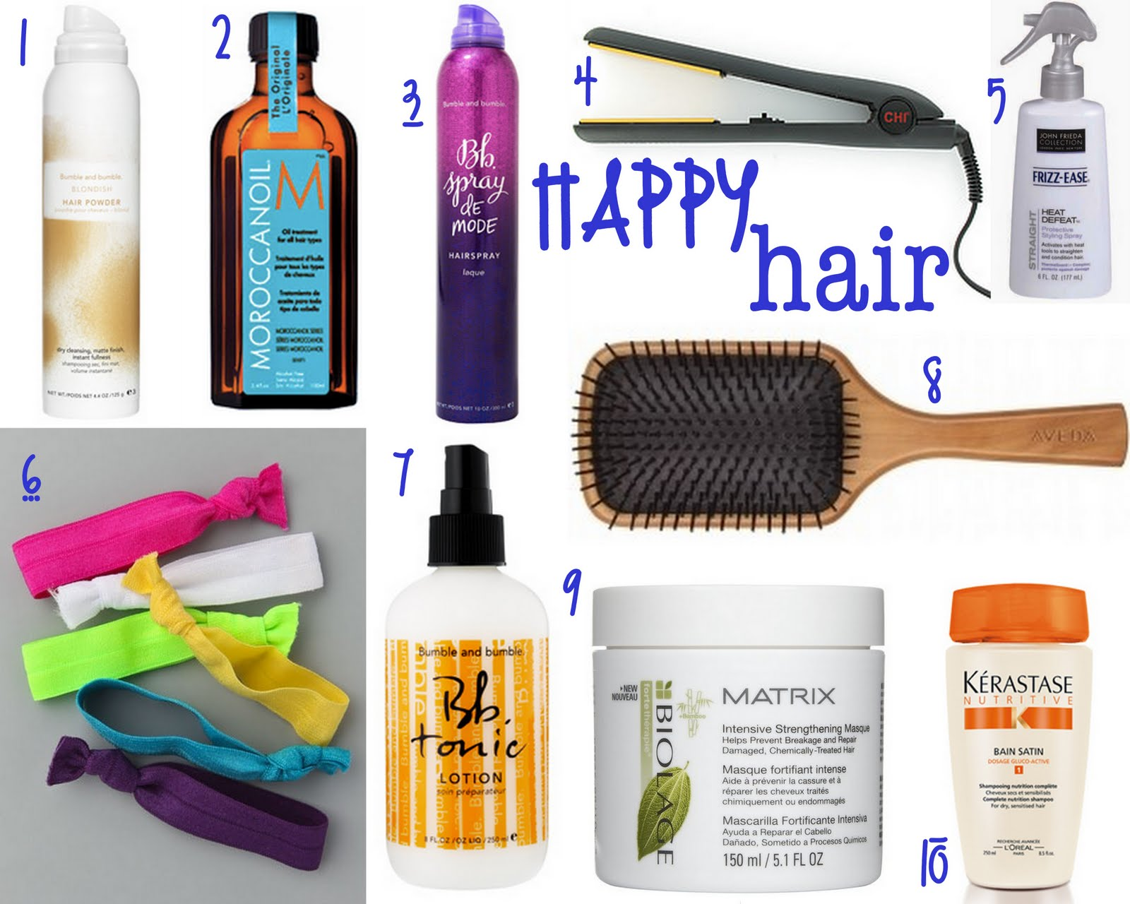 Hair Product on Doesn T Love A Good Hair Product  After All  We Want To Keep Our Hair