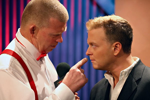 WWE superstar Bob Backlund in TNA
