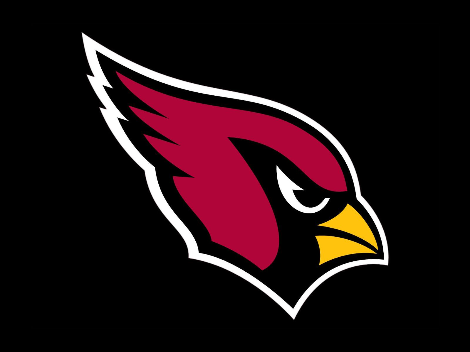 black and white arizona cardinals logo for pinterest