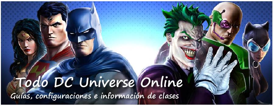 Todo DC Universe Online