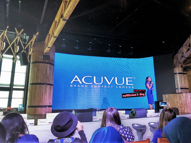 1-DAY ACUVUE DEFINE MEDIA LAUNCHING