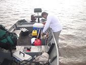 Preparando Barco