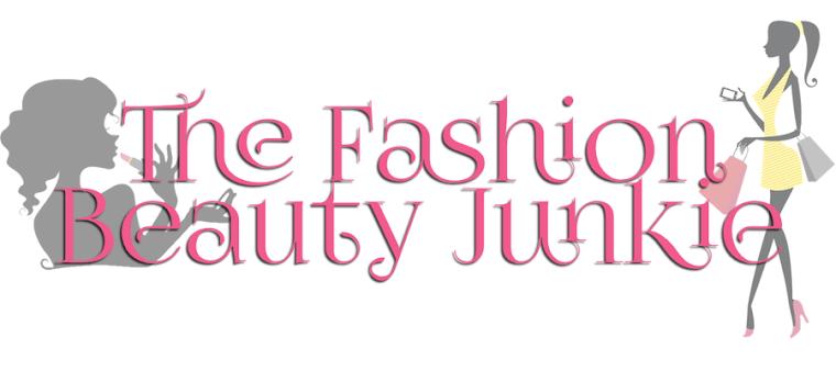 THE FASHION BEAUTY JUNKIE