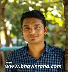 Go to : bhavinrana.com