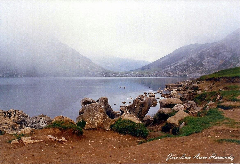 Lagos de Covadonga (Asturias).
