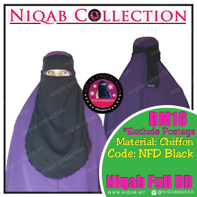 niqab, tudung labuh, purdah, khimar, tudung labuh online, niqab online, borong tudung labuh online