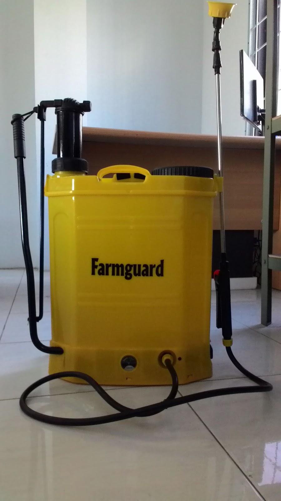 Saam Manual Alat Tanam Jagung Gfs 02 Electric Sprayer Battery Se Santoso