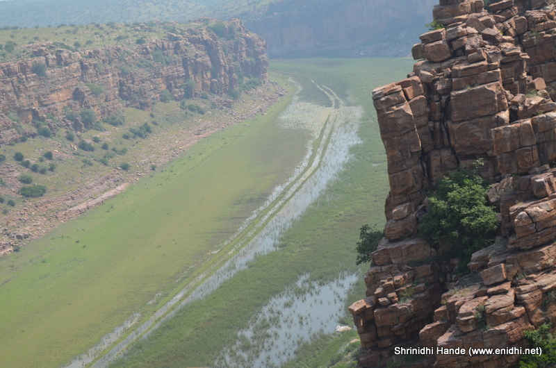 Gandikota Fort And Gorge Ap Enidhi India Travel Blog