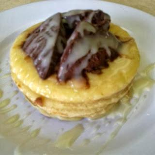 resep cara membuat ice cream pancake